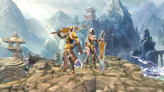 《卧虎藏龙贰》门派展示:巨剑